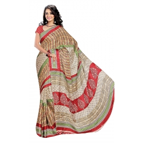 D No 2316 A Kasturi - Kasturi Silk Series - Office / Daily Wear Saree