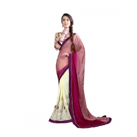 D No 1010 Vin - Vintage Series - Office / Daily Wear Saree