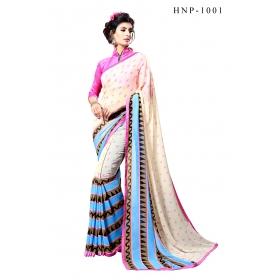 D No 1001 Hnp - Haseen Pal Vol - 1 Series - Office / Daily Wear Saree