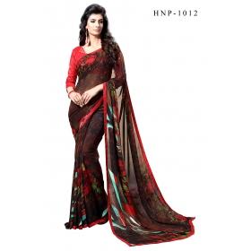 D No 1012 Hnp - Haseen Pal Vol - 1 Series - Office / Daily Wear Saree