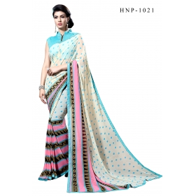 D No 1021 Hnp - Haseen Pal Vol - 2 Series - Office / Daily Wear Saree