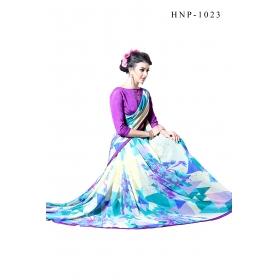 D No 1023 Hnp - Haseen Pal Vol - 2 Series - Office / Daily Wear Saree