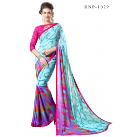 D No 1029 Hnp - Haseen Pal Vol - 2 Series - Office / Daily Wear Saree
