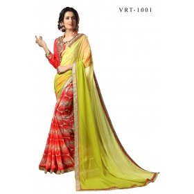 D No 3001 Vrt - Virasat Vol - 3 Series - Office / Daily Wear Saree