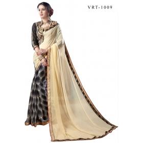 D No 3009 Vrt - Virasat Vol - 3 Series - Office / Daily Wear Saree
