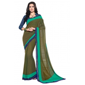 D No 1003b - I M In Vol - 1 Series - Office / Daily Wear Saree