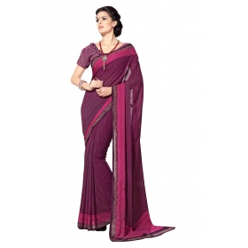 D No 1014b - I M In Vol - 1 Series - Office / Daily Wear Saree