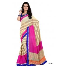 D No 601 A - Rich Guest Series - Office / Daily Wear Saree
