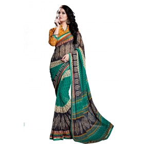 D No 1012a - Real Feel Series - Office / Daily Wear Saree