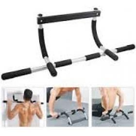 Foxexer Total Upper Body Workout Bar Door Mounted Exerciser