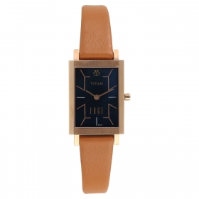 Titan Mother Of Pearl Dial Analog Watch For Women (2516wl02 )