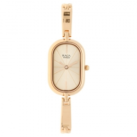 Titan Raga Viva Rose Gold Dial Analog Watch For Women (2577wm01)