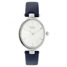 Silver Dial Stainless Steel Strap Watch (2579sl01)