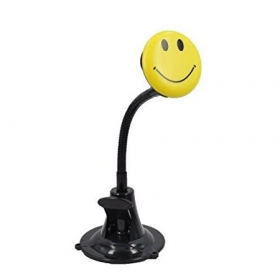 Smiley Badge Camera Hd High Resolution Yellow Mini Dv Smile Face Badge Camera