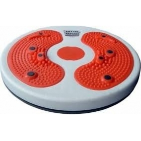 Tummy Trimmer Acupressure Twister (pyramids N Magnets) Useful For Figure Tone-up, Spine Fitness, Abs Trimming