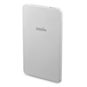 Zodin Zs 420 4200mah Power Bank (ultra Slim White)