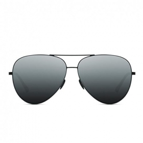 Mi Polarized Wayfarer Sunglasses Grey