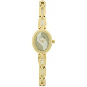 Titan Raga Upgrade Gold Color Dial Women's Analog Watch - 2253ym20