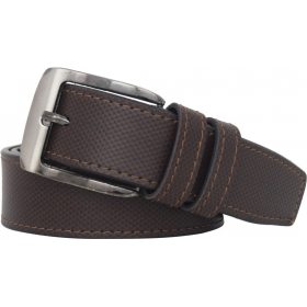 Men Casual Formal, Party Brown Artificial Leather Belt