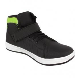 Sarva Mens Casual Shoes Black