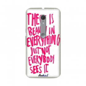 Back Cover For Moto X Style