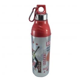 Modware Kool Kolar 1200 Ml Bottle (pack Of 1, Red)