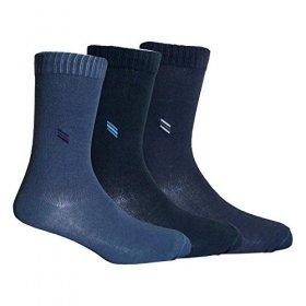 Footmate Men's Formal Socks (3 Pair Pack)