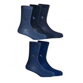 Footmate Men's Formal Socks (5 Pair Pack)