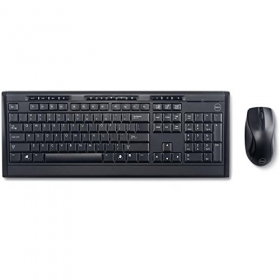 Dell Wireless Keyboard And Mouse (black)