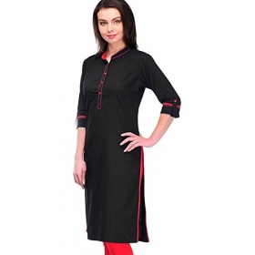 Exclusive Designer Black Kurti