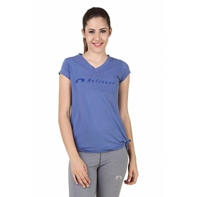 Arc Believer Knot Style Top For Girls
