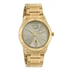 Titan Regalia Champagne Dial Analog Watch For Men - 1690ym02