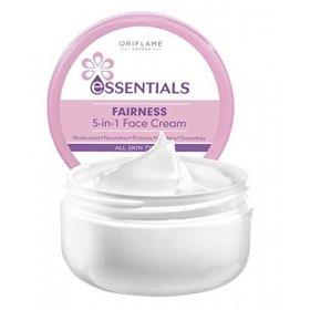 Oriflame Sweden Essentials Fairness 5-in-1 Face Cream(75 G)
