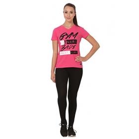 Crush Fitness Women's Cotton T-shirt