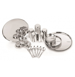 Meera 42 Pcs Sleek Dinner Set