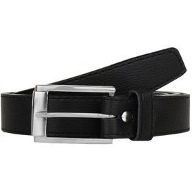 Men Black Synthetic Belt