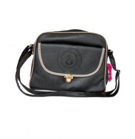 Ladies Handbag Black Colour
