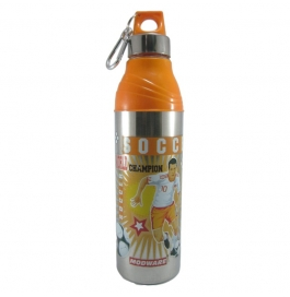 Modware Kool Kolar 1000 Ml Bottle (orange)