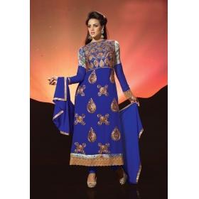 Ossum Designer Salwar Suits: D No. 4207 / Fenny Vol 4