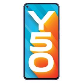 Vivo Y50 (iris Blue, 128 Gb)  (8 Gb Ram)