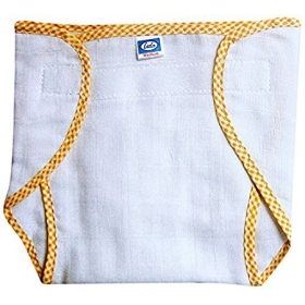 Velcro Nappies - Small, Set Of 3