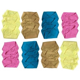 Baby Care Reusable Langots (24 Pcs)