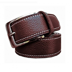 Men's Premium Belt Brown