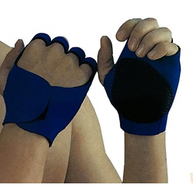 Pair Of Free Size Fitness Gloves For Gym Jogging Exercise Workout Health Fitness