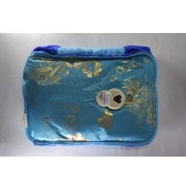 Cotton Nautical Chains Hot Water Bag Cover