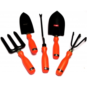 Ketsy 591 Garden Tool Kit (5 Pcs.)