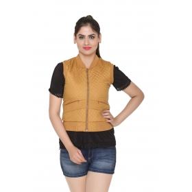 Women's Sleeveless Jacket