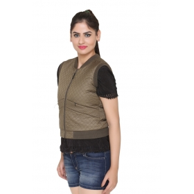 Women's  Sleeveless Jacket