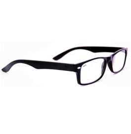 Sunglasses Aviator black frame Goggles With leather Cover