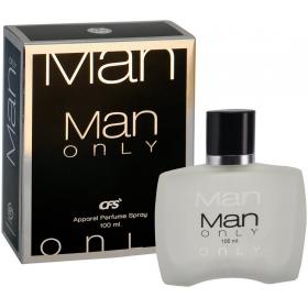 CFS Man Only Black Perfume Spray 100 Ml